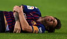 موجز الصباح: برشلونة يخسر ميسي قبل الكلاسيكو، تعثر أول ليوفنتوس، بداية مخيبة لتييري برفقة موناكو وصلاح يسجل مع ليفربول