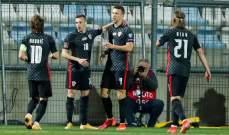 تقييم أداء لاعبي المباراة بين كرواتيا ومالطا