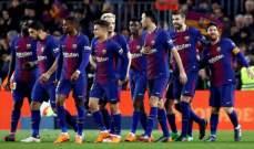 برشلونة عرض سبعة لاعبين على سان جيرمان من أجل نيمار