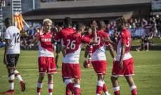 وديا: موناكو يفوز على فالنسيا ورايو فاليكانو يخسر امام مونشنغلادباخ