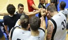 التضامن الذوق ينسحب من بطولة لبنان لكرة السلة
