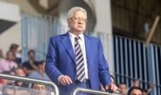 منصور: الكاف وافق على تعديل موعد المباراة أمام جينيراسيون