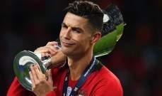 مينديز: ميسي فاز بالجائزة لكن رونالدو هو الافضل