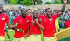 بوروندي لاول مرة الى نهائيات امم افريقيا بعد التعادل امام الغابون