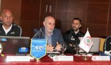 الإتحاد اللبناني يفتتح دورة مدربي كرة القدم للصالات