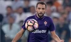 الكرواتي باديلي قد يعود إلى فيورنتينا