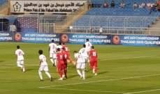 خسارة قاسية للبنان أمام الإمارات في تصفيات كأس آسيا 2020