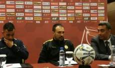 باسم مرمر: درست القادسية جيّدا وهدفنا تحقيق لقب البطولة هذا الموسم