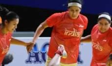 دورة الألعاب الآسيوية : الهند تفوز على أندونيسيا في كابادي