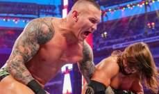 راندي اورتن يعتذر من جماهير الـ WWE