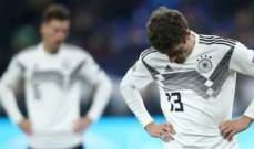 مولر عن التعادل مع هولندا: كان فيلم رعب