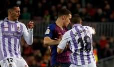 برشلونة يفوز على رونالدو وغوارديولا
