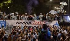 راسينغ كلوب بطل الدوري الأرجنتيني