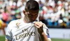 يوفيتش: كنت أخلد إلى النوم مرتديا قميص ريال مدريد