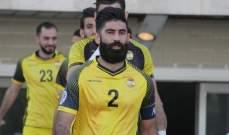 مشاركة احمد الصالح في مباراة الوحدات تتحدد اليوم