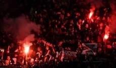 الاتحاد الأوروبي لكرة القدم يدين اليونايتد وباريس سان جيرمان