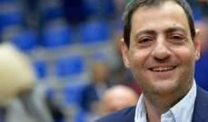 خاص- اكرم الحلبي: هناك من يسعى لتخريب كرة السلة ولدينا خطة لتفادي الايقاف