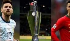 هل تشارك الأرجنتين في دوري الأمم الأوروبية؟