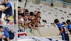 فيديو: حادثة طريفة في الدوري الأوروبي