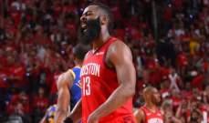 NBA : هيوستن يفوز على غولدن ستايت ويقلّص الفارق