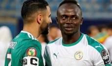 تشكيلة محاربين من الجزائر والسنغال لنهائي افريقيا