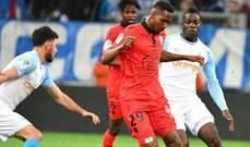 مدرب مارسيليا: بالوتيلي وسانسون سيشاركان في مباراة نيم
