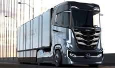جيل جديد من الشاحنات العملاقة