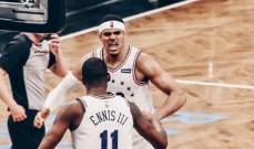 NBA : فيلادلفيا يفوز على بروكلين ويتقدم بالنتيجة 3-1