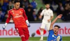 ريال مدريد أبلغ نافاس بأنه ليس ضمن خططه المستقبلية