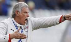 حسن شحاتة بعد قرعة كأس أفريقيا: مصر ضمنت التأهل للدور المقبل