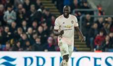 لوكاكو يحجز مكانه ضمن الهدافين الـ 20 في الدوري الانكليزي