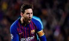 """ميسي أفضل لاعب في """"أسبوع دوري أبطال أوروبا"""""""