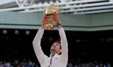 ديوكوفيتش: حققت الفوز على احد اعظم اللاعبين في التاريخ