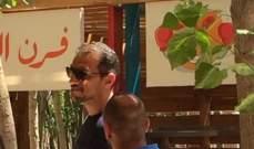 خاص:علي حيدر وإسماعيل أحمد سويًا