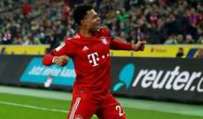 غنابري اللاعب الأفضل في بايرن ميونيخ خلال الموسم الماضي