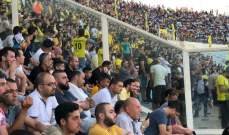 خاص - مشاهدات من مباراة العهد والوحدات