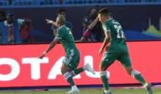 لاعب الجزائر: سعيد بما حققناه امام ساحل العاج