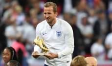 كاين أفضل لاعب انكليزي للعام الثاني على التوالي