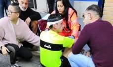 حكم إيطالي يصارع الموت بعد تعرضه للضرب
