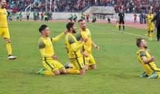 الخسارة الأولى للعهد بعد 46 مباراة في الدوري