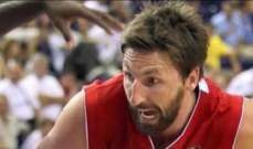 الاتحاد اللبناني يستذكر عملاق منتخب السلة