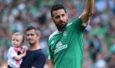 رسميا: بيزارو يمدد عقده مع بريمن