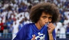 عموري سيُجدّد عقده مع الهلال السعودي