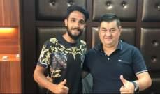 شباب الساحل يضم لاعب العهد حسين حيدر