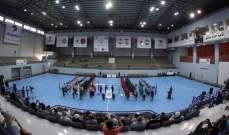 خاص-ابرز التصريحات بعد انتهاء مباراة لبنان والهند في بطولة اسيا للشابات في كرة اليد