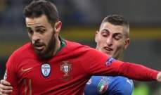 إصابة بيرناردو سيلفا تبعده عن مواجهة بولندا