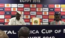 ماذا قال مدربا ساحل العاج ونامبيا بعد انتهاء المباراة؟