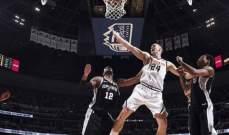 NBA: تورنتو ودنفر يعادلان السلسلة بعد تعثرهما في المباراة الاولى