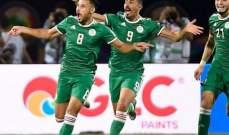 لاعب منتخب الجزائر: سنخوض مواجهة صعبة أمام غينيا