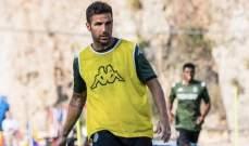 فابريغاس ينخرط في التدريبات الاولى لفريق موناكو